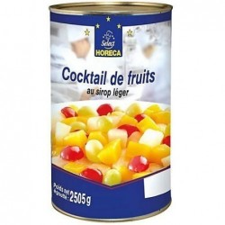 Cocktail de fruits 5/1...