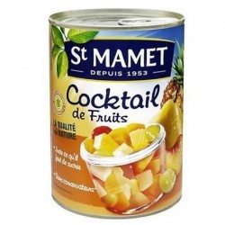 Cocktail de fruits St Mamet