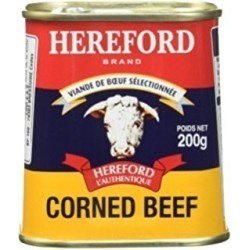 Corned beef 200 G Hereford...