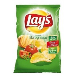 Chips Lay's saveur...