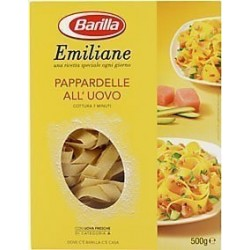 Pappardelle all'Uovo...