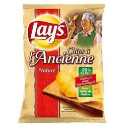 Chips Lay's à l'ancienne 45 g